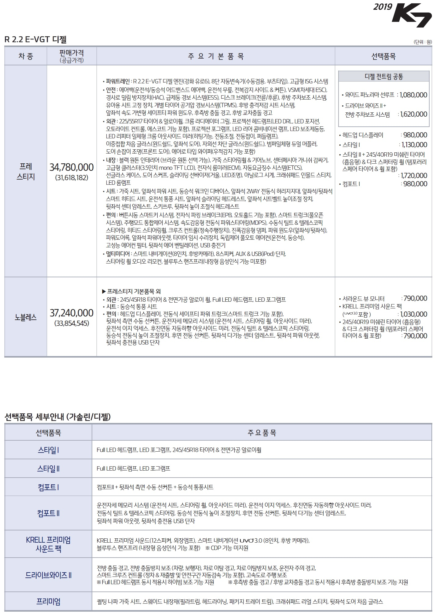 k7 가격표 - 2019년형 (2018년 12월) -2.jpg