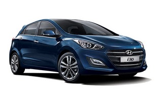 the new i30
